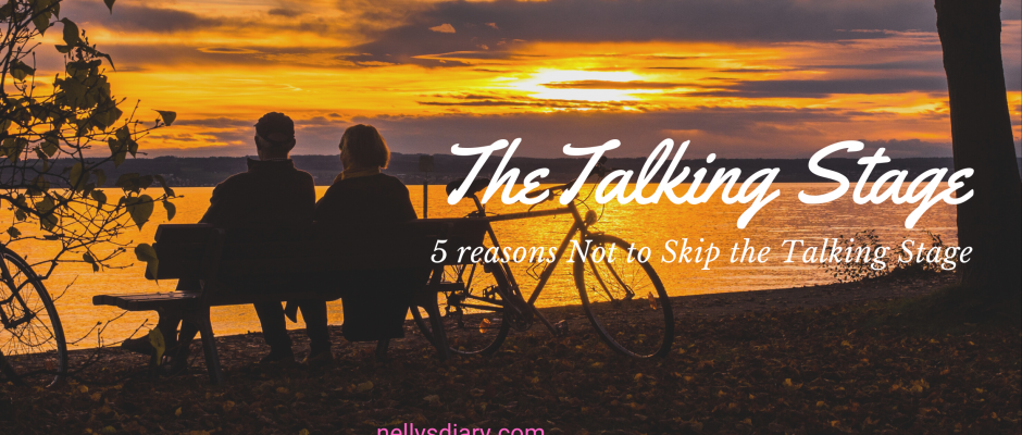 The talking stage in relationship